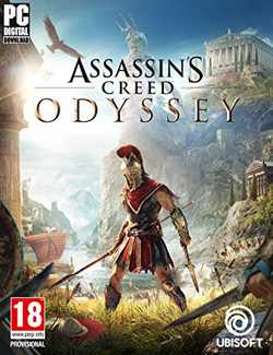 Assassin's Creed Odyssey Crack PC Download Torrent CPY