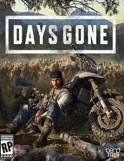 Days Gone Crack PC Download Torrent CPY