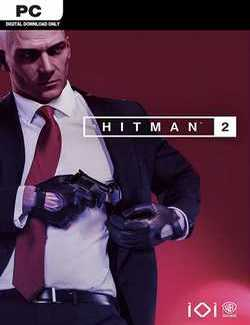 HITMAN 2 CPY Crack PC Download Torrent