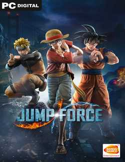 Jump Force Crack PC Download Torrent CPY