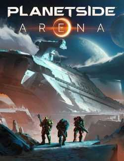 PlanetSide Arena Crack PC Download Torrent CPY