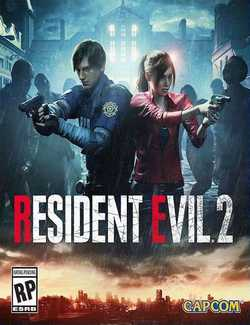 Resident Evil 2 Remake Crack PC Download Torrent CPY