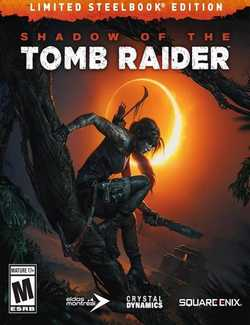 Shadow of the Tomb Raider Crack PC Download Torrent CPY