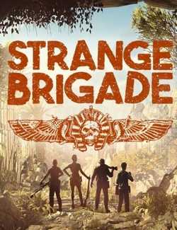 Strange Brigade Crack PC Download Torrent CPY