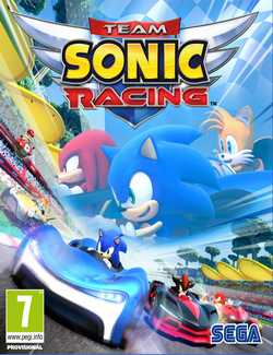 Team Sonic Racing Crack PC Download Torrent CPY