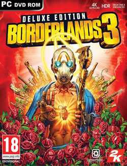 Borderlands 3 Crack PC Download Torrent CPY