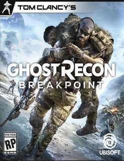 Ghost Recon Breakpoint Crack PC Download Torrent CPY