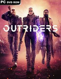 Outriders Crack PC Download Torrent CPY