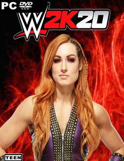 WWE 2K20 Crack PC Download Torrent CPY