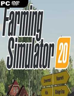 Farming Simulator 20 Crack PC Download Torrent CPY