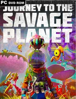 Journey to the Savage Planet Crack PC Download Torrent CPY