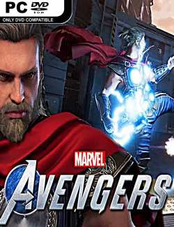 Marvel's Avengers Crack PC Download Torrent CPY