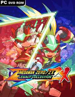 Mega Man Zero/ZX Legacy Collection Crack PC Download Torrent CPY