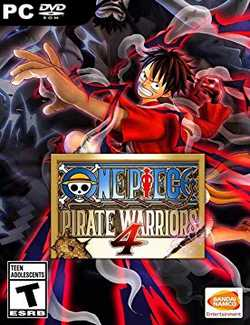 One Piece Pirate Warriors 4 Crack PC Download Torrent CPY