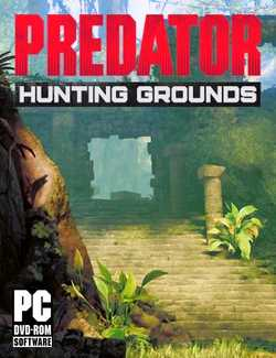 Predator Hunting Grounds Crack PC Download Torrent CPY