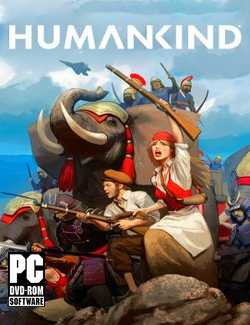 HUMANKIND Crack PC Download Torrent CPY
