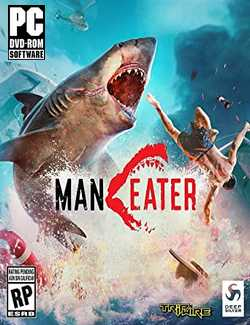 Maneater Crack PC Download Torrent CPY
