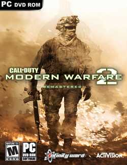 Call of Duty Modern Warfare 2 Campaign Remastered Crack PC Download Torrent CPY