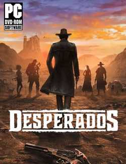 Desperados III Crack PC Download Torrent CPY
