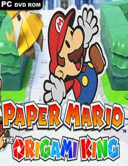 Paper Mario The Origami King Crack PC Download Torrent CPY