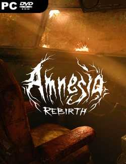 Amnesia Rebirth Crack PC Download Torrent CPY