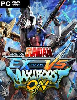 Mobile Suit Gundam Extreme vs MaxiBoost On Crack PC Download Torrent CPY