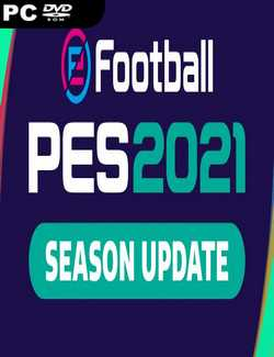 PES 2021 Season Update Crack PC Download Torrent CPY