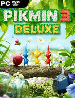 Pikmin 3 Deluxe Crack PC Download Torrent CPY
