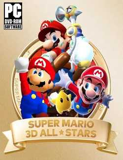 Super Mario 3D All-Stars Crack PC Download Torrent CPY