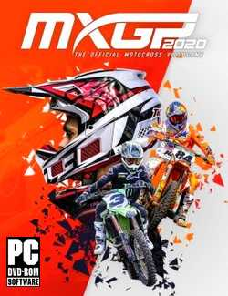 MXGP 2020 The Official Motocross Videogame Crack PC Download Torrent CPY