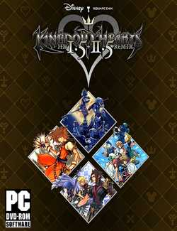 KINGDOM HEARTS HD 1.5+2.5 ReMIX Crack PC Download Torrent CPY