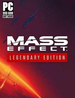 Mass Effect Legendary Edition Crack PC Download Torrent CPY