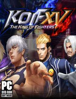 The King of Fighters XV Crack PC Download Torrent CPY
