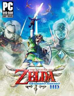 The Legend of Zelda: Skyward Sword HD Crack PC Download Torrent CPY