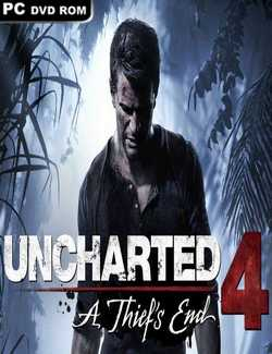 Uncharted 4 A Thief's End Crack PC Download Torrent CPY