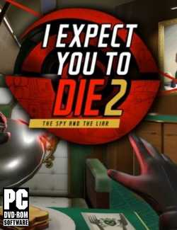 I Expect You To Die 2 Crack PC Download Torrent CPY