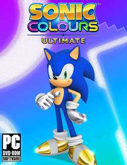 Sonic Colors: Ultimate Crack PC Download Torrent CPY