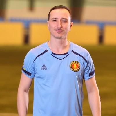 Олександр Купідон ФК Маестро
