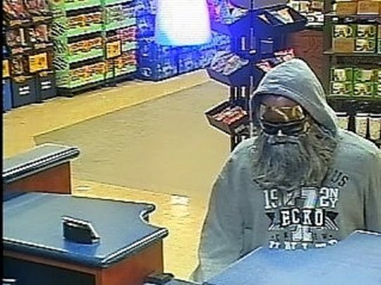 Man Robs Bank in Bailey's Crossroads Safeway, Police Ask Public's Help to ID Suspect