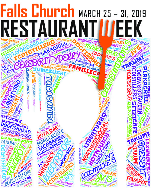 Falls Church Restaurant Week is Here