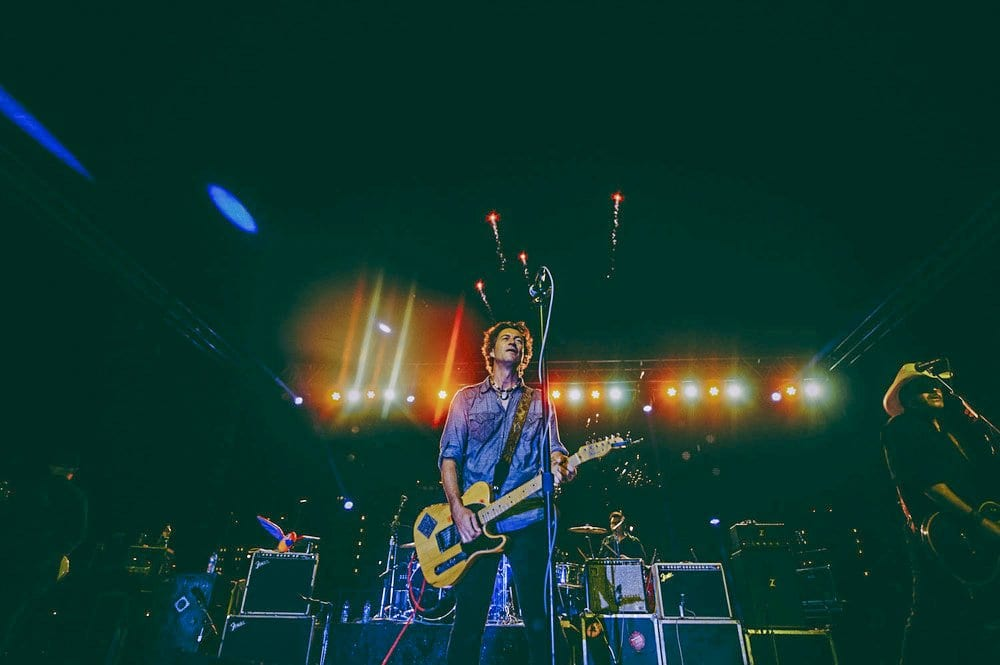 ROGER CLYNE AND THE PEACEMAKERS. (Courtesy Photo)