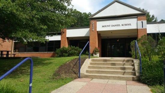 Mt. Daniel Elementary School. (Photo: FCCPS)