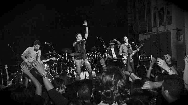 Ocho de Bastos performs on Thursday, July 21. (Courtesy Photo)