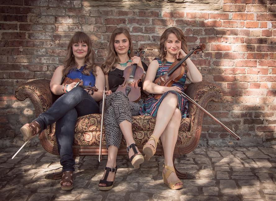 The Quebe Sisters (Courtesy Photo)