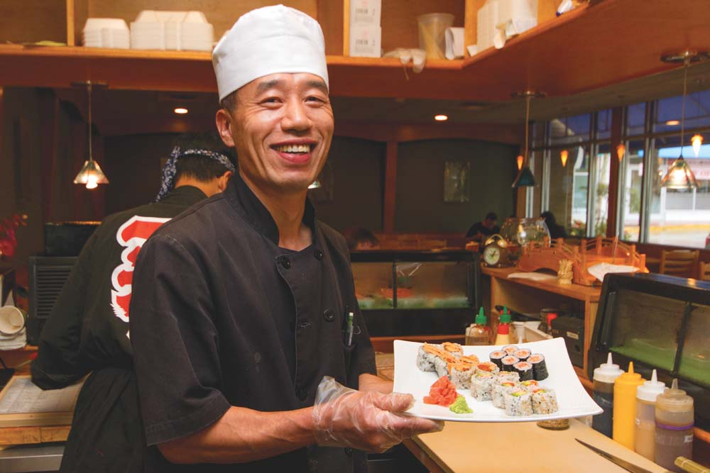 Sushi - Koi KoiGOOD