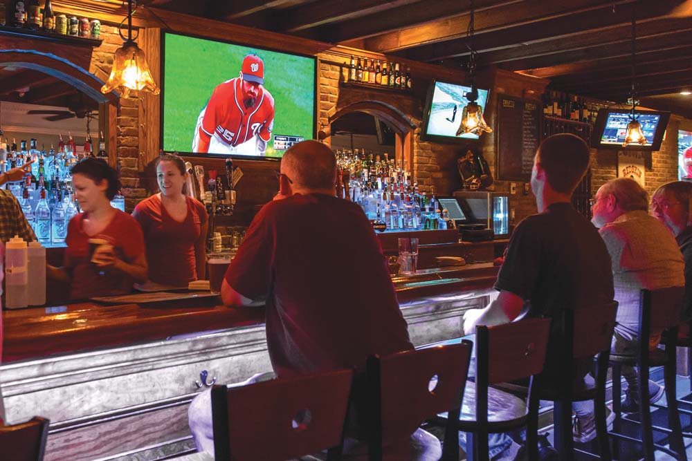 Spot to Watch the Game - Dogwood TavernGOOD