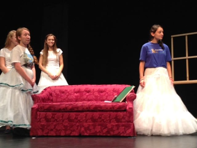 """""""Little Women"""" will bring the classic Louisa May Alcott novel  to the J.E.B. Stuart High School stage this fall as a musical. (Courtesy Photo)"""
