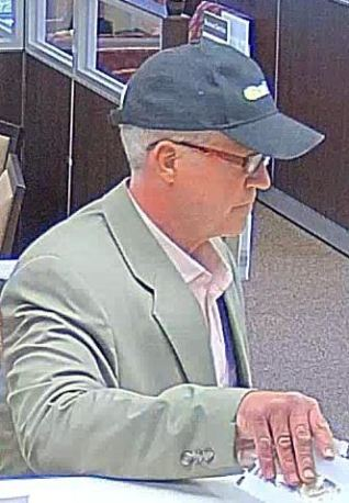 041817 Wells Fargo Bank Robbery Suspect 4