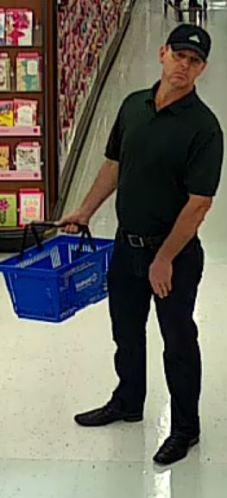 051817 Walmart Up skirting suspect 1