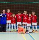 F2-Junioren Sieger des Hallenmasters Impekoven 2018